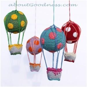 Amigurumi Baby Mobile Pattern : Cinco patrones gratis de amigurumis para hacer moviles ...