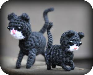 poes met kitten haakpatroon grietjekarwietje  0