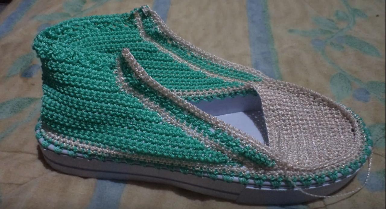 zapatillas – amigurumis y más