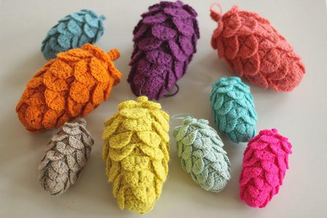 Lo mejor de la Navidad en Crochet !! | Otakulandia.es | 427x640