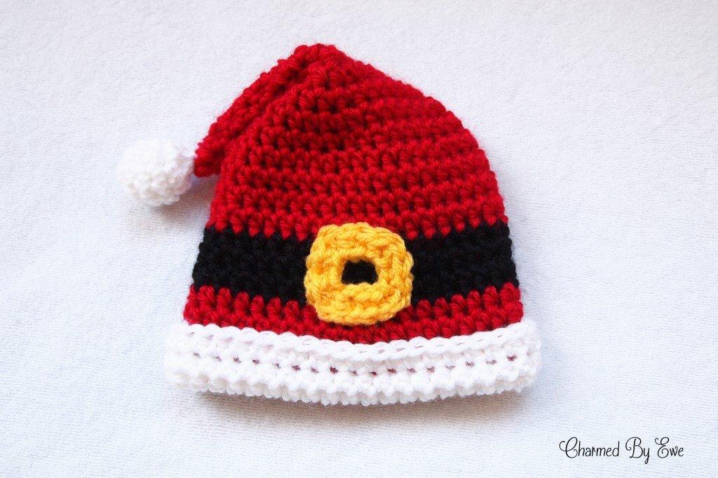 MariaLaLarga-Patrón Gratis Gnomo Navideño Crochet   682x1024