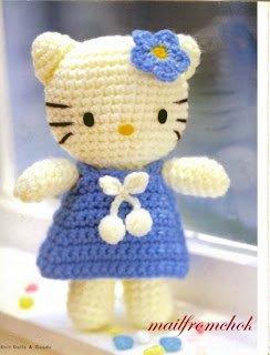 Hello Kitty Crochet: Amazon.co.uk: Lee, Mei Li: 9781594747083: Books | 320x244