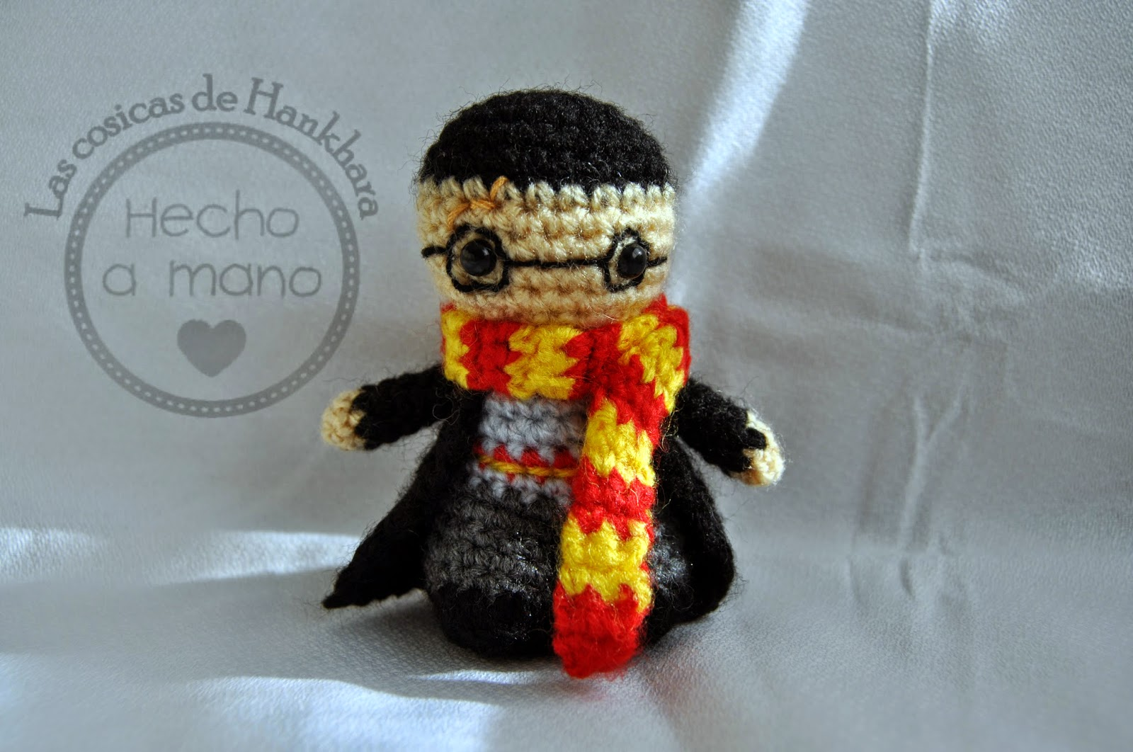 Harry Potter Inspired Bookmarks - Free Crochet Pattern — Left in Knots | 1062x1600