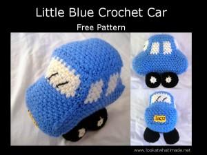 Little-Blue-Crochet-Car
