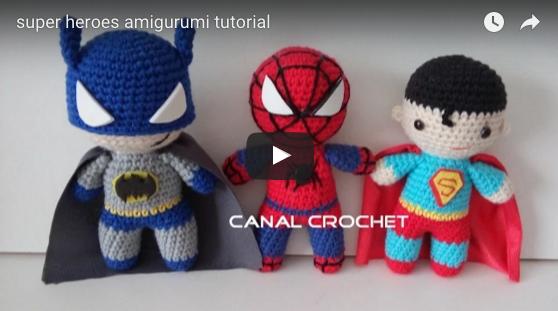 CANAL CROCHET: Tiburón amigurumi tutorial | 311x558