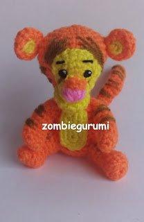 Haciendo a Winnie Pooh en Castellano (Amigurumi) ~ Crochet para Ti | 320x208