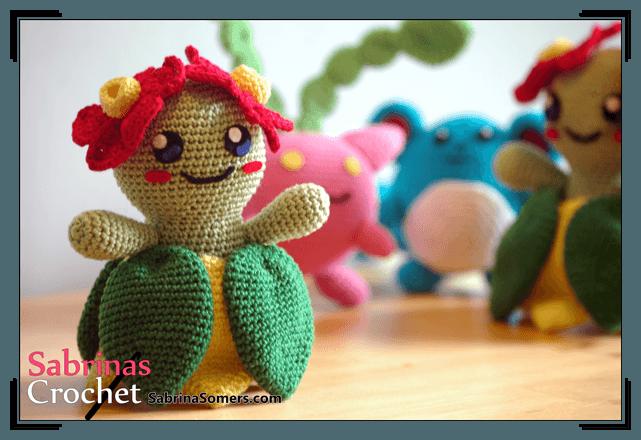 Suculenta Red Velvet de Crochê - Fio Amigurumi - Blog do Bazar Horizonte | 440x641